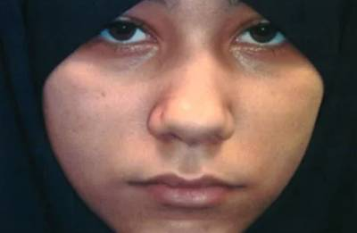 London teen becomes UK's youngest female Islamic State terrorist
