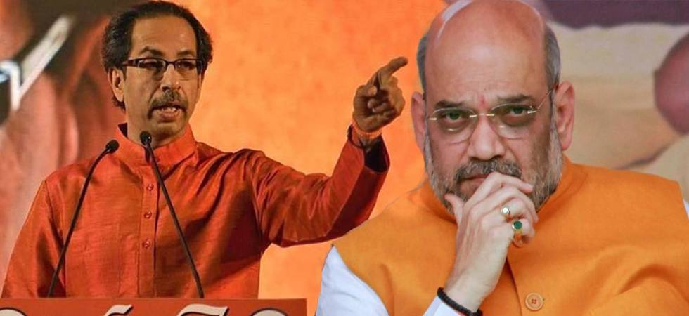 Shiv Sena quits NDA alliance, says will contest all elections alone