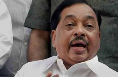 MSP chief Narayan Rane dares Shiv Sena to quit BJP government in Maharashtra