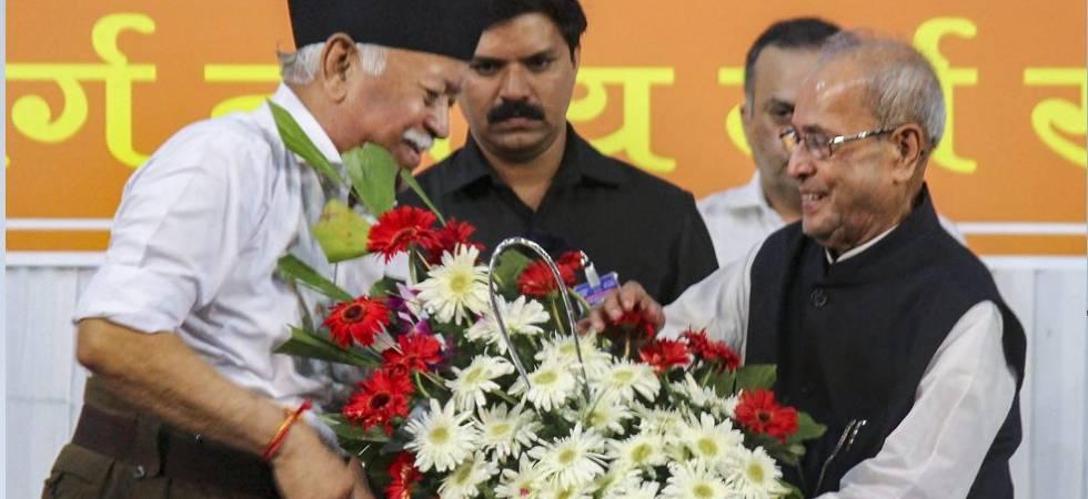 Nagpur exercise – Pranab-RSS move to dampen Congress' spirits (Photo Source: PTI)