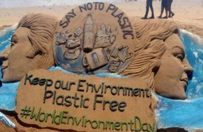 UN Environment chief praises India for its efforts to beat plastic pollution