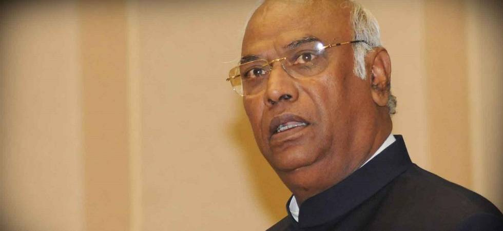 Injustices has been done over k'taka portfolio allocation: Kharge (File Photo)