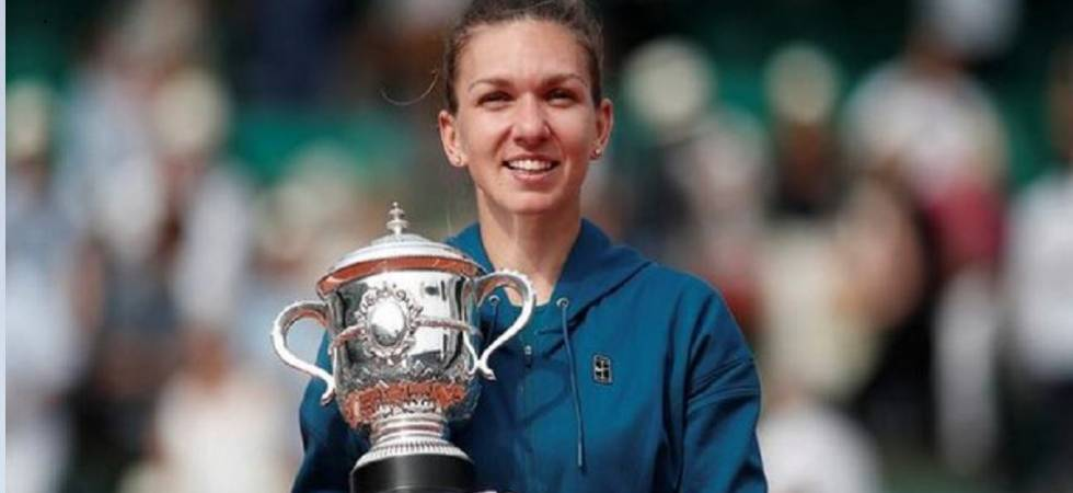 French Open: Halep pips Stephens to clinch first Grand Slam title (Photo Source: ANI)