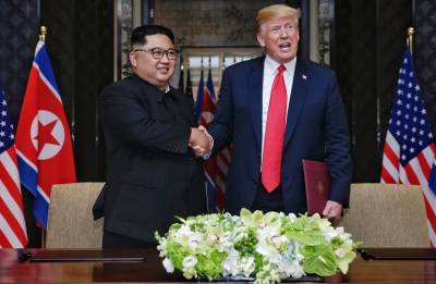 Time to see how Kim's commitment to denuclearisation unfolds