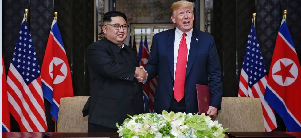 Time to see future unfold as Trump claims Kim's commitment to denuclearisation (Photo Source: PTI)