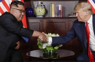 Donald Trump-Kim Jong-un Summit in Singapore: As it happened