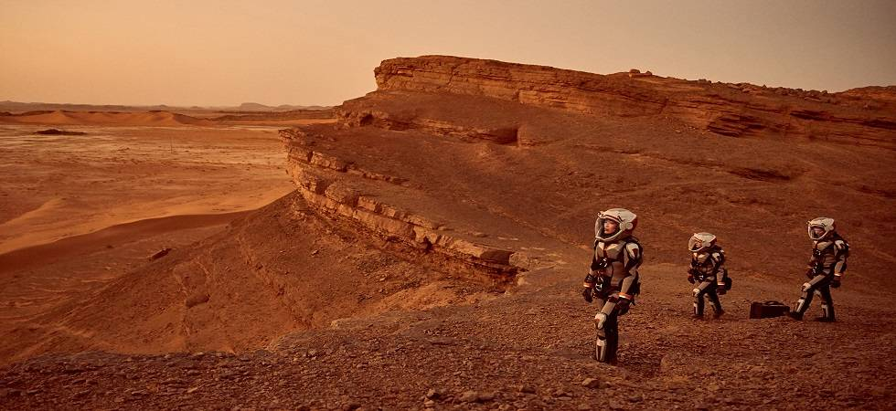 First person to stay on Mars could be alive as NASA plans to land by 2040, claims scientists