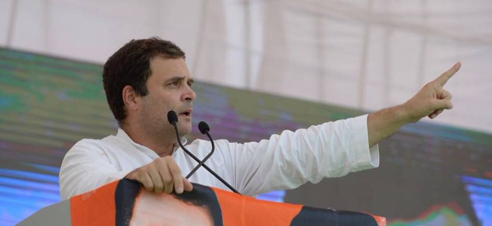 RSS Defamation Case: Rahul Gandhi to appear before Bhiwandi court today (Photo: Twitter/RahulGandhi)
