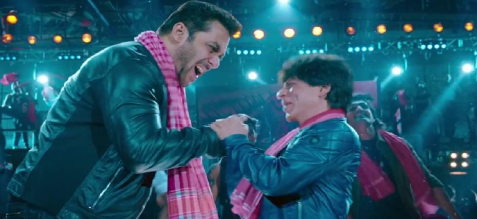 Zero Eid teaser: Shah Rukh Khan, Salman Khan reunite, shake a leg together