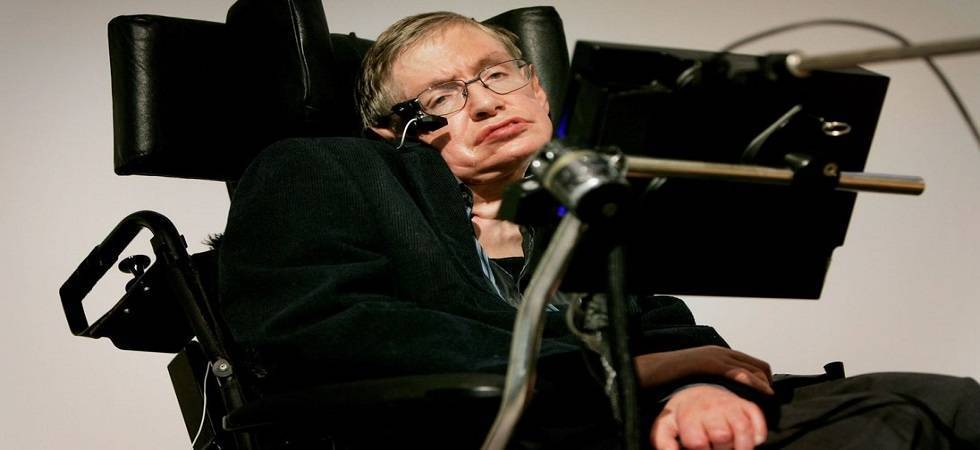 A special piece of music composed in memory of Stephen Hawking will be beamed into space as a tribute to the work of legendary British theoretical physicist (PHOTO: PTI)