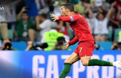 Spain vs Portugal Highlights, FIFA World Cup 2018: All square at 3-3 as Ronaldo scores magical hattrick!