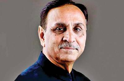 Vijay Rupani slams Hardik Patel for spreading resignation rumours; terms it Congress' attempt to stay in media eye