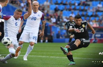 Argentina vs Iceland, Highlights, FIFA World Cup 2018: Iceland draws level with Argentina, 1-1 FT