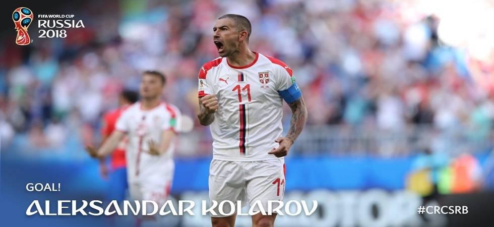 Costa Rica vs Serbia Live Score, FIFA World Cup 2018