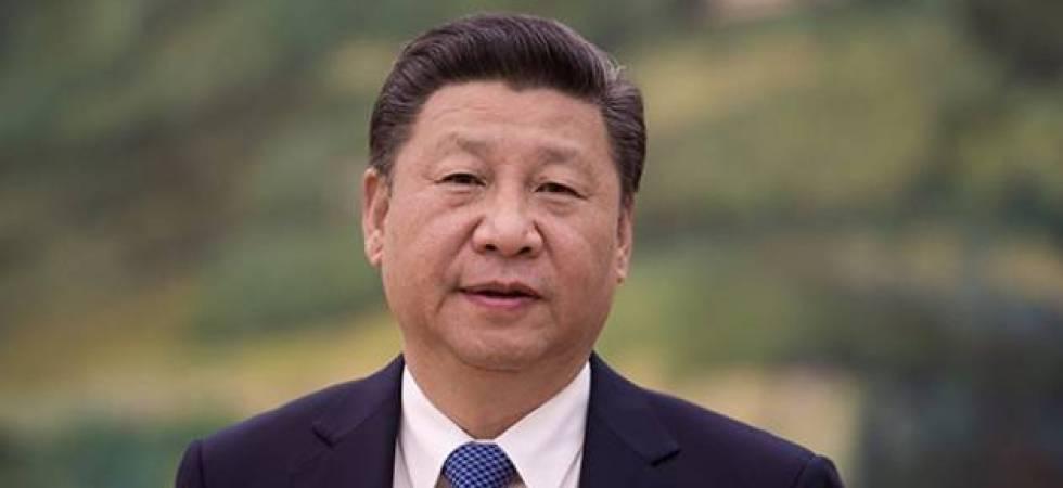 Chinese President Xi Jinping (PHOTO: PTI)