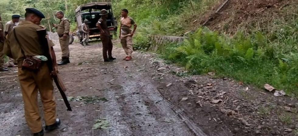 Four Assam Rifles jawans killed, six injured in Nagaland ambush