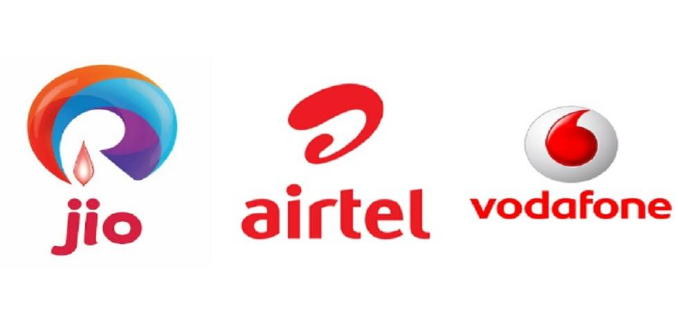 Airtel vs Reliance vs Vodafone: Best 3GB per day prepaid plans
