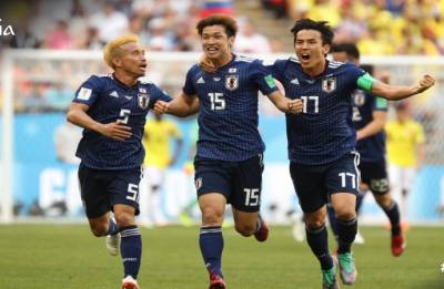 FIFA World Cup 2018 Highlights, Colombia vs Japan: The Samurai shocks Colombia, wins 1-2