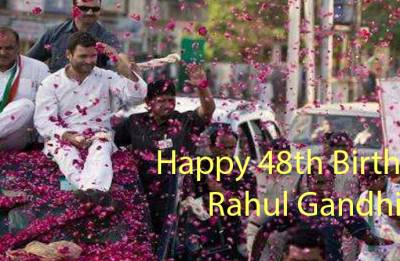 Rahul Gandhi turns 48, PM Modi extends prays for his 'long and healthy' life