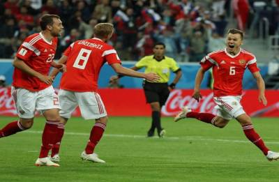 FIFA World Cup 2018: Joy of football, Russia aren't that bad!