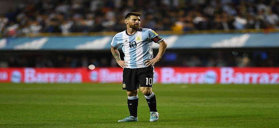 FIFA World Cup: Argentina rally behind Messi ahead of Crotia match