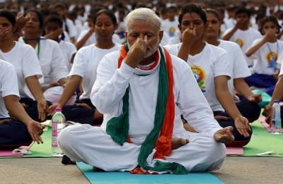 International Yoga Day 2018: PM Modi to lead 60,000 enthusiasts at Dehradun FRI