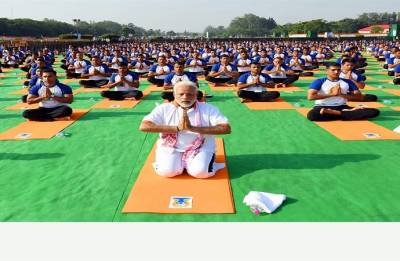 India's Yoga Day message to world: From illness to wellness