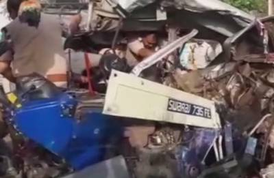 Madhya Pradesh: 15 killed, six injured as tractor trolley rams into jeep