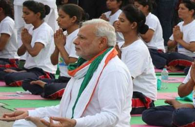 PIB's YouTube channel up and running, but misses PM's Yoga Day event