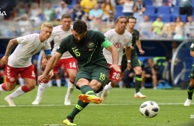 FIFA World Cup 2018 Highlights, Denmark vs Australia: All square at Full Time