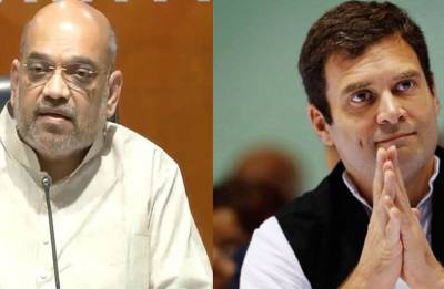 Explain 'frequency matching' between Congress and Lashkar-e-Taiba: Amit Shah to Rahul Gandhi