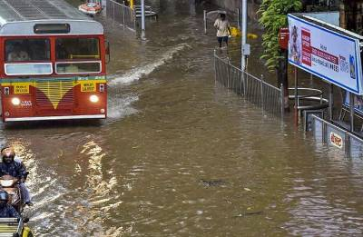 Mumbai Rains: Heavy showers pound financial capital; 3 killed in rain-related incidents