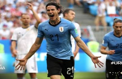FIFA World Cup 2018 Highlights, Uruguay vs Russia: Rampant La Celeste win by three goals, top Group A