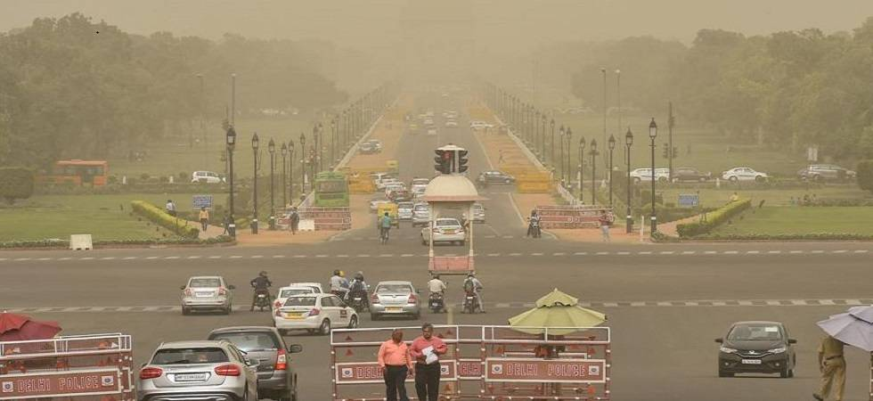 Ahead of monsoon, mild dust storm brings respite from heat in Delhi-NCR (File Photo)