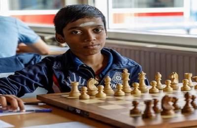 TN Deputy CM, Kamal Haasan congratulate youngest grandmaster Praggnanandhaa