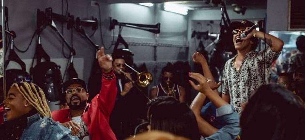 Bruno Mars at Grammys 2018 (File Photo)