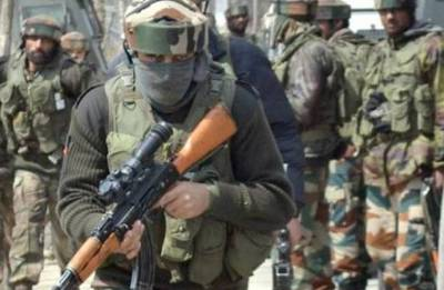 Nearly 60 foreign terrorists among 243 militants operating in Kashmir
