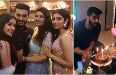 Janhvi Kapoor's warm wishes on 'Bhaiya' Arjun Kapoor's birthday will melt your heart! See Pics