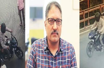 Shujaat Bukhari's murder conspiracy was hatched in Pakistan, says J&K Police
