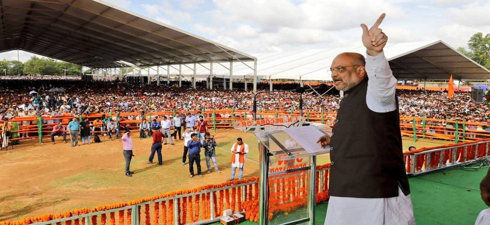 Mamata Banerjee will go out of power soon, says Amit Shah (Photo: Twitter)