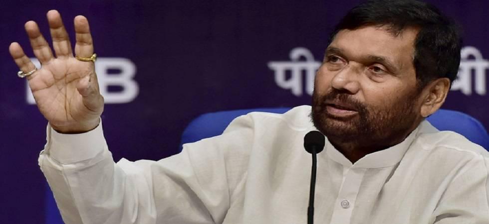 NDA to remain unscathed in Bihar, says Ram Vilas Paswan