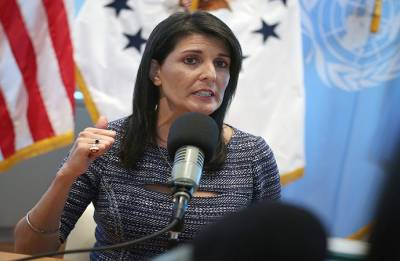 Trump administration desires to take Indo-US ties forward, says Nikki Haley