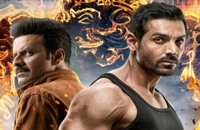 Satyameva Jayate trailer: John Abraham shows 'acche din' and '56 inch' in action thriller