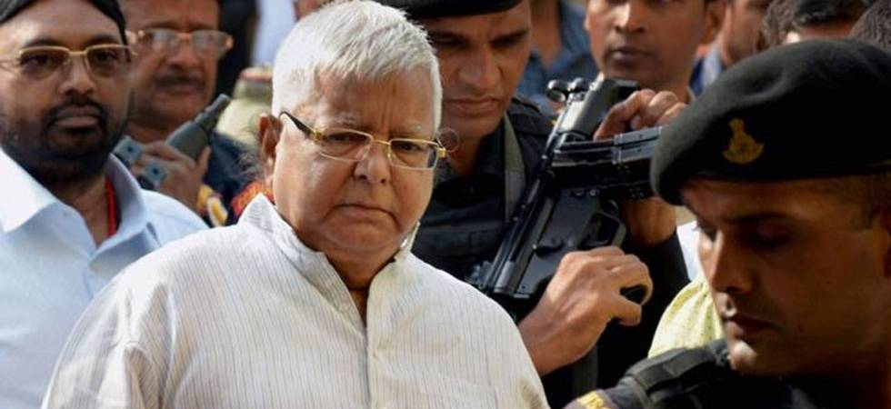 Lalu Yadav's provisional bail extended till August 17 on health grounds (File Photo)