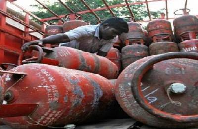 LPG price hiked by Rs 2.71 per cylinder