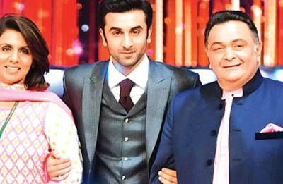 It's 'high time' now: Father Rishi Kapoor's advice to Ranbir Kapoor