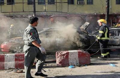 Suicide bomber targets Sikhs, Hindus in Afghanistan; 19 dead