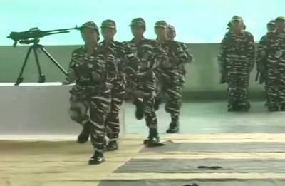 CRPF inducts 500 women personnel to counter protestors in Kashmir