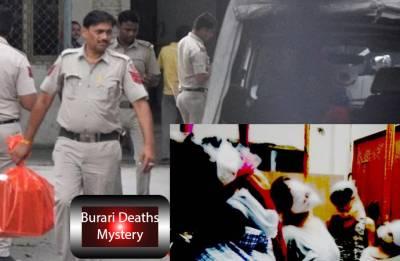 Burari Deaths: 'Aasman hilega, dharti kaanpegi....' diary reveals one man's delusion