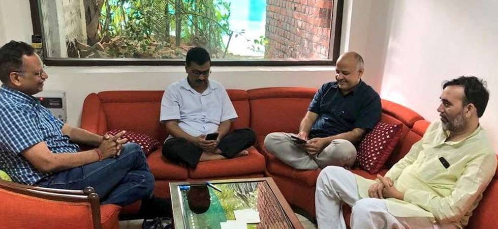 As Delhi power tussle ends, a look back at major AAP govt vs LG flashpoints (Photo: Twitter/AAP)